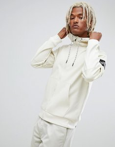 Read more about The north face fine 2 full-zip hoodie in vintage white - white
