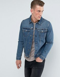 Read more about New look denim jacket in mid wash - mid blue