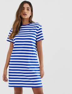 Read more about Polo ralph lauren stripe tee dress