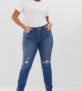 Read more about Levis plus 311 shaping skinny jean in midwash