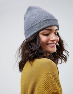 bfbd37c173517 Read more about Asos design turn up beanie in recycled polyester