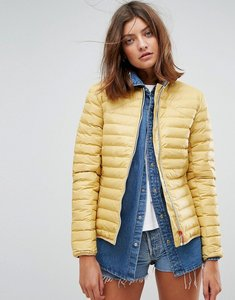 Read more about Hunter original midlayer padded jacket - pale yellow