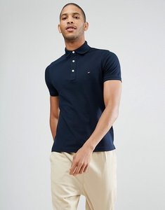 Read more about Tommy hilfiger slim fit polo in navy - sky captain