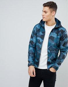 Read more about Jack jones core lightweight jacket in street camo - sargasso