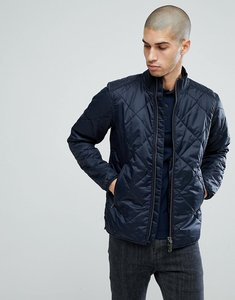 Read more about Barbour international quilted gabion jacket in navy - navy