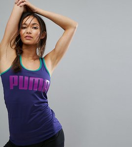 Read more about Puma exclusive to asos active tank - navy