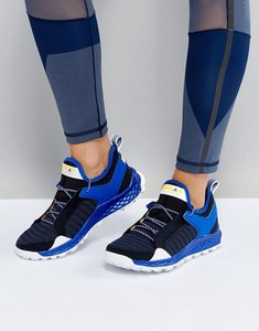 Read more about Adidas training stella sport aleki x trainers in blue - bold blue