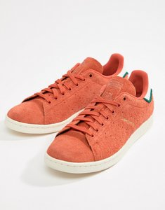 5c120a5a8 Read more about Adidas originals stan smith trainers in orange cq3091 -  orange