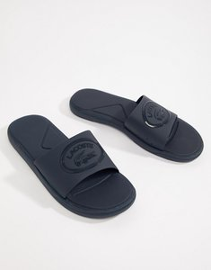 Read more about Lacoste l 30 sliders in navy - navy