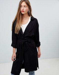 Read more about Jdy trench coat - black