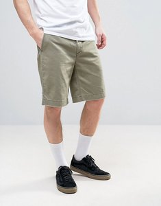 Read more about Polo ralph lauren straight chino shorts polo logo in green - spring loden