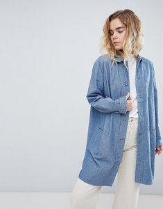 Read more about Bethnals graham chambray duster jacket - chambray