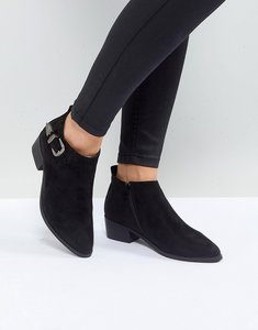 Read more about Park lane buckle ankle boots - black