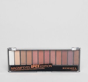 Read more about Rimmel magnif eyes 12 pan shade palette spice - spice