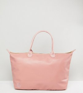 Read more about Mi-pac exclusive tumbled dusty pink gym weekender - dusty pink