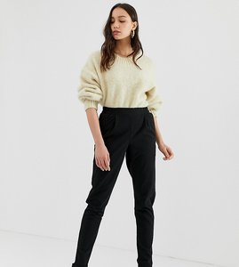 Read more about Noisy may tall cigarette trouser in black