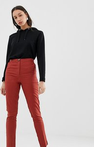 Read more about Asos design tall linen clean cigarette trouser