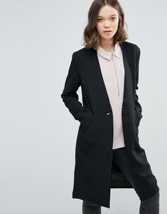 Read more about Ichi longline blazer - black
