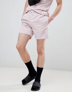 Read more about Hackett mr classic swim shorts in pink - 316