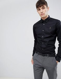 Read more about Farah slim smart shirt - black