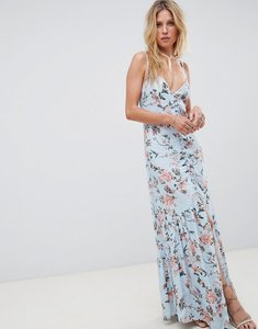 Read more about Flynn skye floral maxi dress - blue my mind