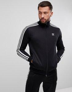 Read more about Adidas originals adicolor beckenbauer track jacket in black cw1250 - black