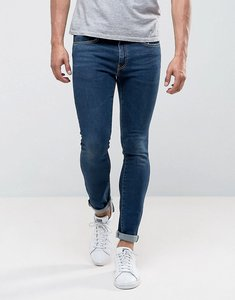 Read more about Levis 519 extreme skinny fit jeans gritt mid wash - gritt 519