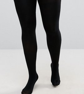 Read more about Asos curve super stretch new and improved fit tights 140 denier tights - black