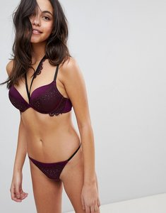 fab7a4c284 Hunkemoller dazzle sparkle britney push up bra scallop shell only £20.00