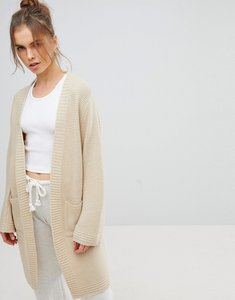 Read more about Micha lounge edge to edge cardigan - cream