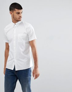 Read more about Ps paul smith casual fit short sleeve pocket shirt in white - 01