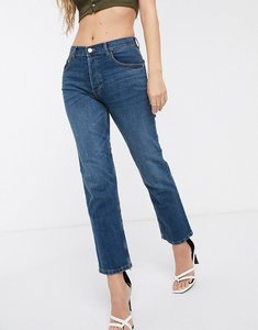 Read more about Mango straight leg jeans