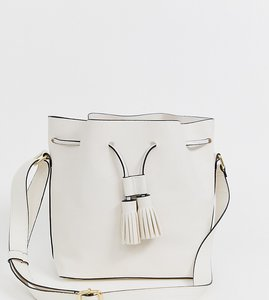 Read more about Faith white duffle bag