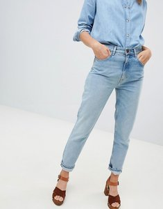 Read more about Mih jeans mimi high rise mom jean - shan blue