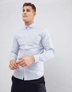 Read more about Selected homme slim shirt - light blue check