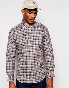 Read more about Polo ralph lauren shirt with tartan check in regular fit - red