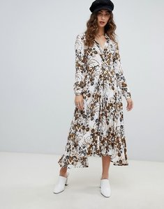 Read more about Free people tough love floral shirt dress