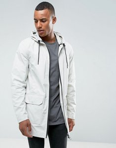 Read more about D-struct long line tech parka - white