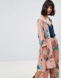 Read more about Rd koko kimono printed lightweight jacket - multi
