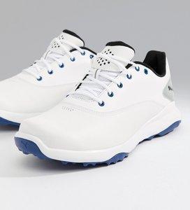 33ceeea8e39 Read more about Puma golf grip fushion spikeless trainers in white 18942501  - white