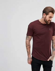 Read more about Religion t-shirt with drop shoulder - merlot