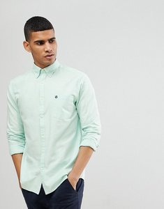 Read more about Selected homme regular button down oxford shirt - ocean wave