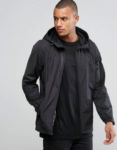 Read more about Only sons lightweight hooded jacket - black