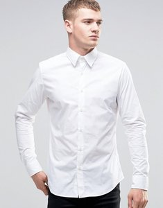Read more about G-star core slim shirt - white