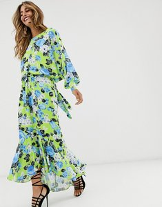 Read more about Asos edition maxi dress in chintz print