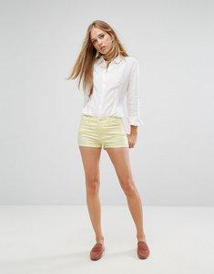 Read more about Vero moda denim shorts - yellow
