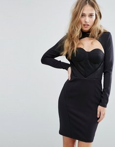 Read more about Asilio heavy night dress - black