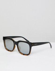 Read more about Quay australia libre square frame sunglasses - tort slv