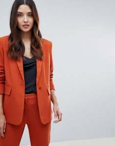 Read more about Y a s tailored blazer - cinnamon