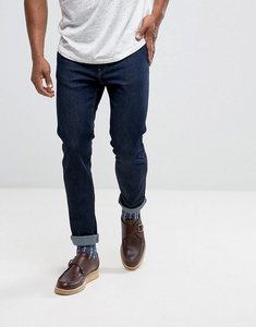 Read more about Levis orange tab 510 skinny fit rinse - blue